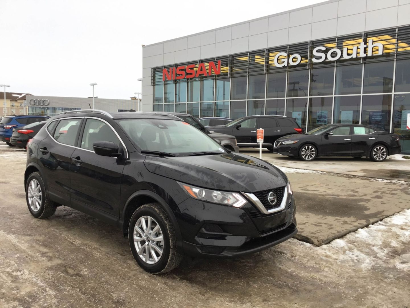 2020 Nissan Qashqai SV for sale in Edmonton, Alberta
