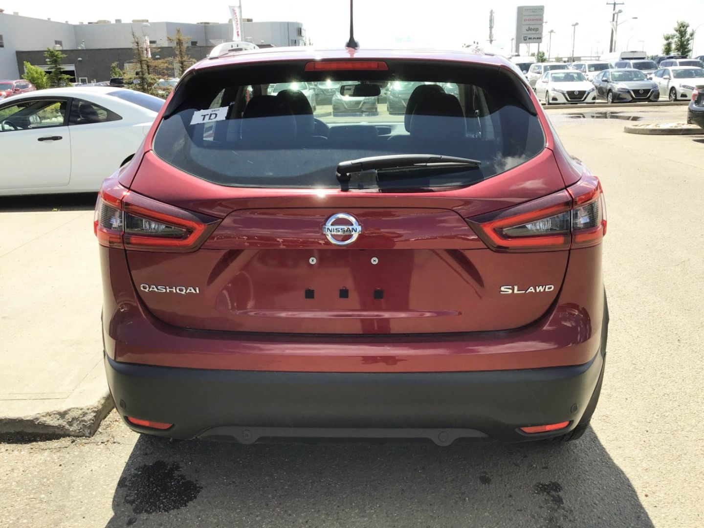 2020 Nissan Qashqai SL for sale in Edmonton, Alberta