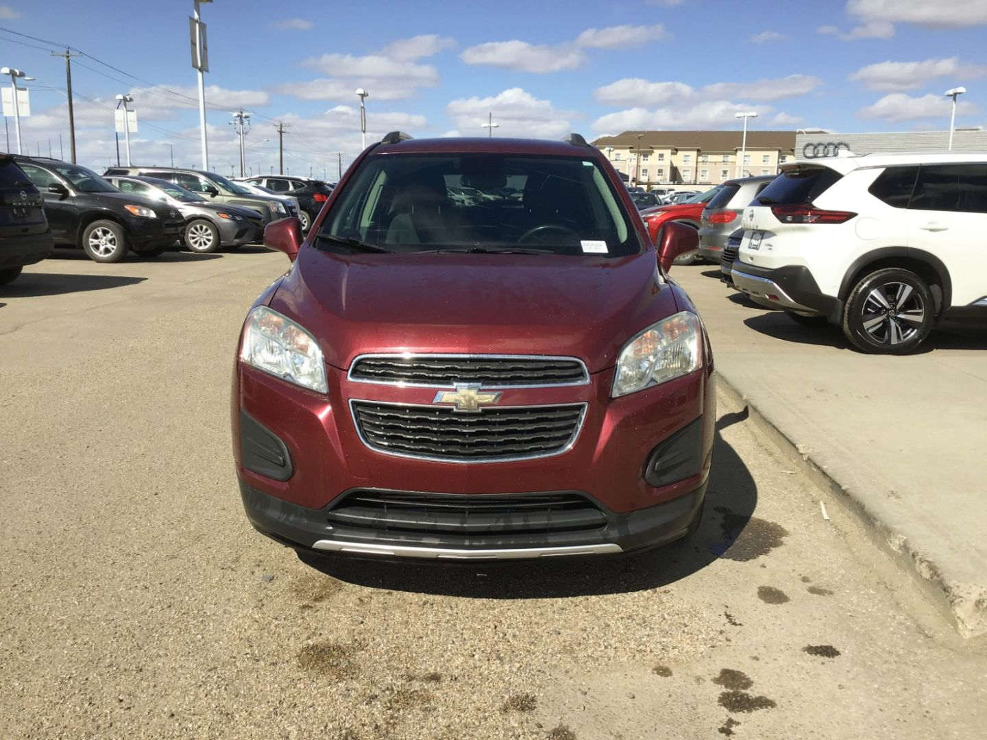 2015 Chevrolet Trax LT for sale in Edmonton, Alberta