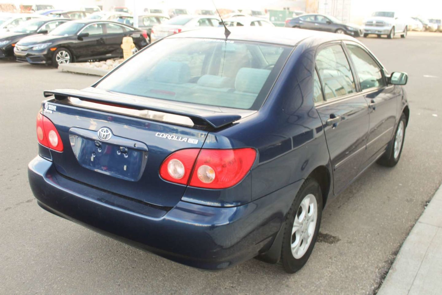 2007 Toyota Corolla CE for sale in Edmonton, Alberta