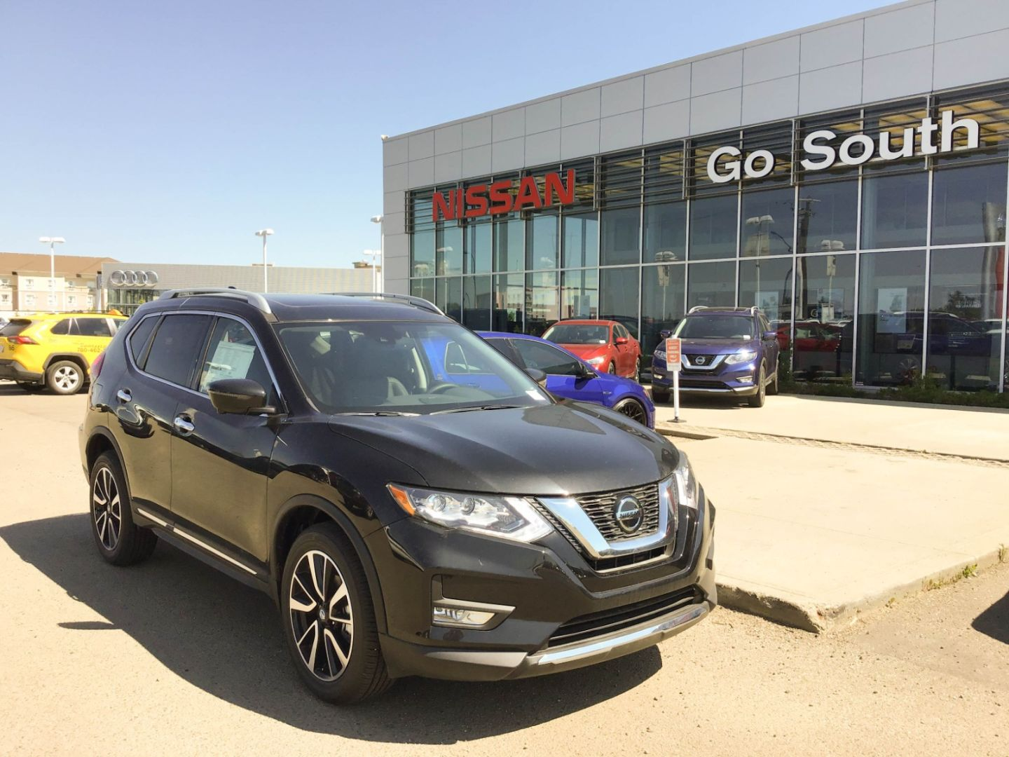 2020 Nissan Rogue SL for sale in Edmonton, Alberta
