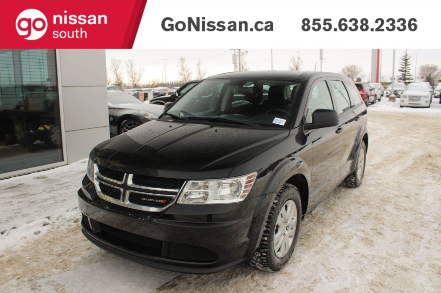 2017 Dodge Journey Canada Value Pkg for sale in Edmonton, Alberta