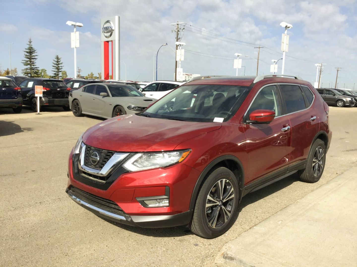 2020 Nissan Rogue SV for sale in Edmonton, Alberta