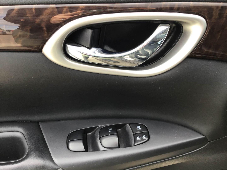 2015 Nissan Sentra SL for sale in Edmonton, Alberta
