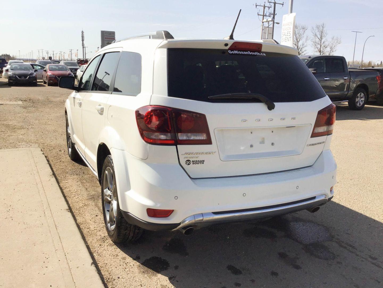 2017 Dodge Journey Crossroad for sale in Edmonton, Alberta