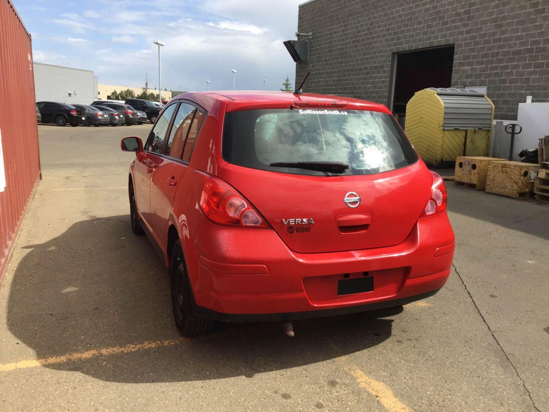 2009 Nissan Versa 1.8 S for sale in Edmonton, Alberta