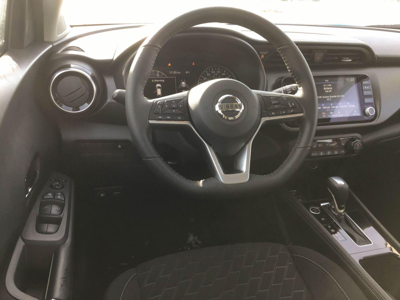 2021 Nissan Kicks SV for sale in Edmonton, Alberta