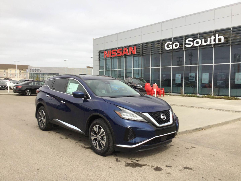 2021 Nissan Murano SV for sale in Edmonton, Alberta