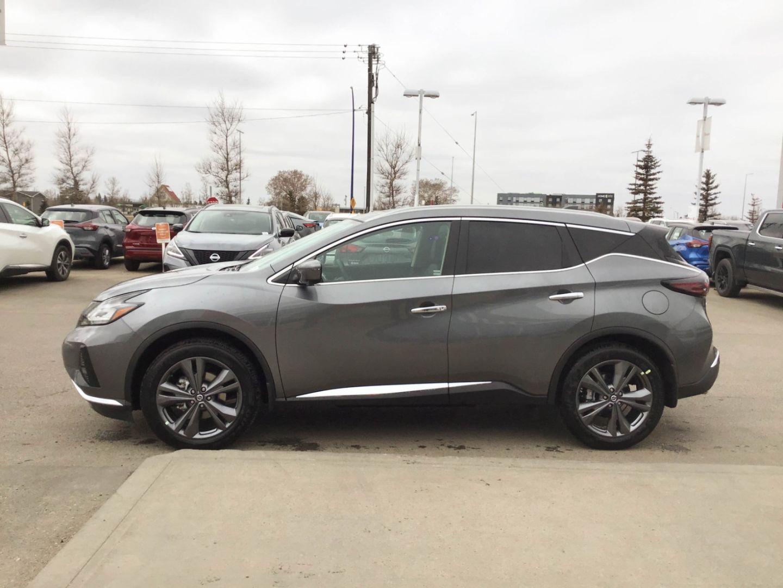 2021 Nissan Murano Platinum for sale in Edmonton, Alberta