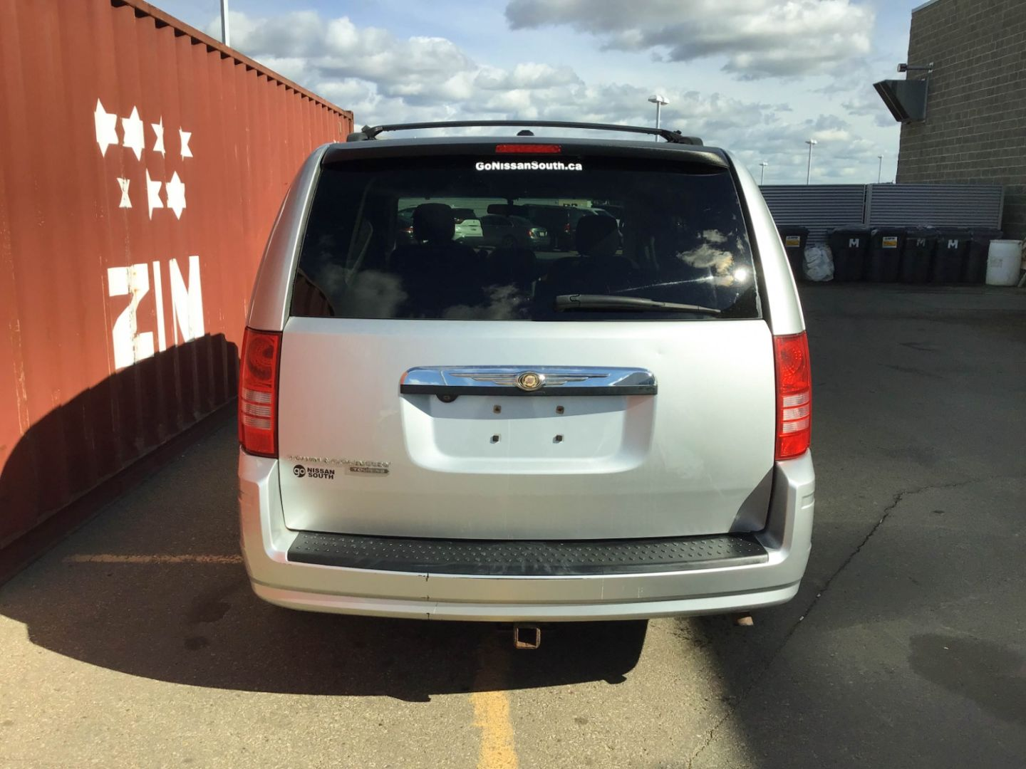 2008 Chrysler Town & Country Touring for sale in Edmonton, Alberta