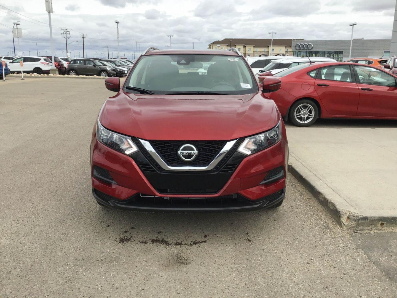 2021 Nissan Qashqai SV for sale in Edmonton, Alberta