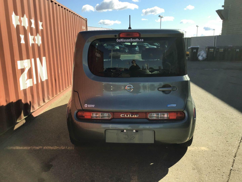 2011 Nissan cube 1.8 S for sale in Edmonton, Alberta
