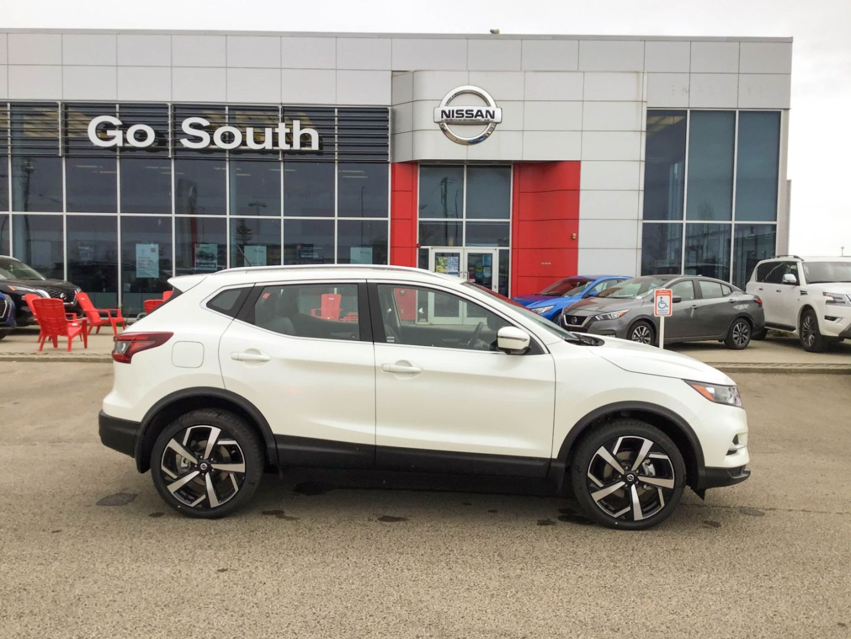 2021 Nissan Qashqai SL for sale in Edmonton, Alberta