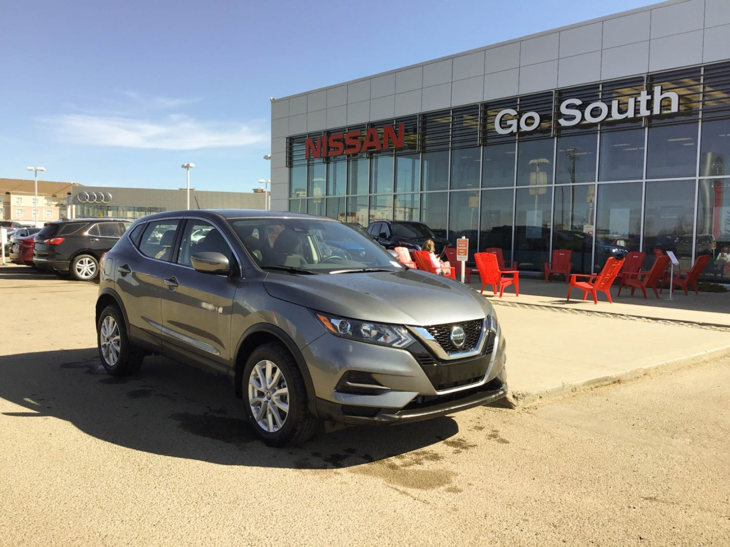 2021 Nissan Qashqai S for sale in Edmonton, Alberta