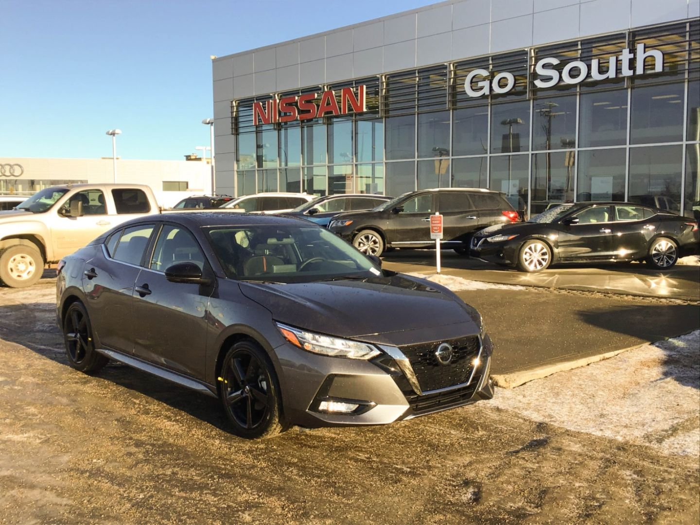 2021 Nissan Sentra SR for sale in Edmonton, Alberta
