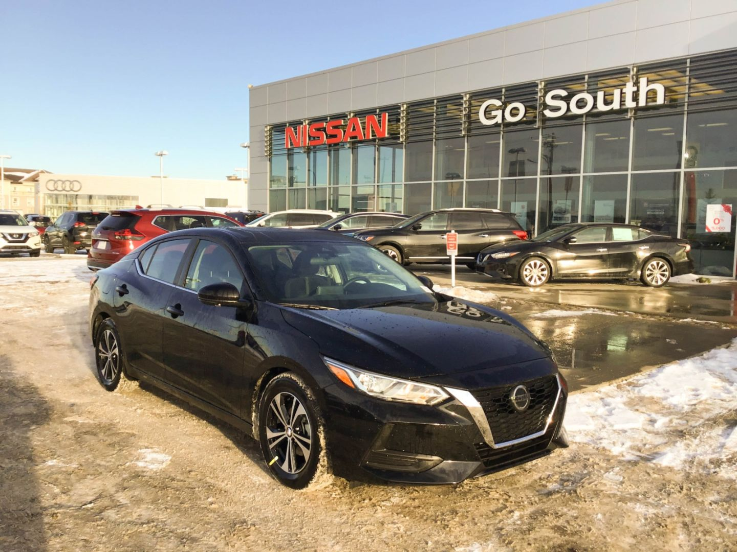 2021 Nissan Sentra SV for sale in Edmonton, Alberta