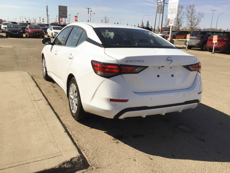 2021 Nissan Sentra S Plus for sale in Edmonton, Alberta