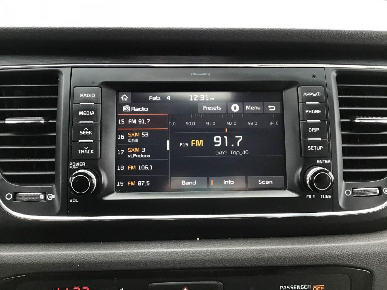 2017 Kia Sedona LX+ for sale in Edmonton, Alberta