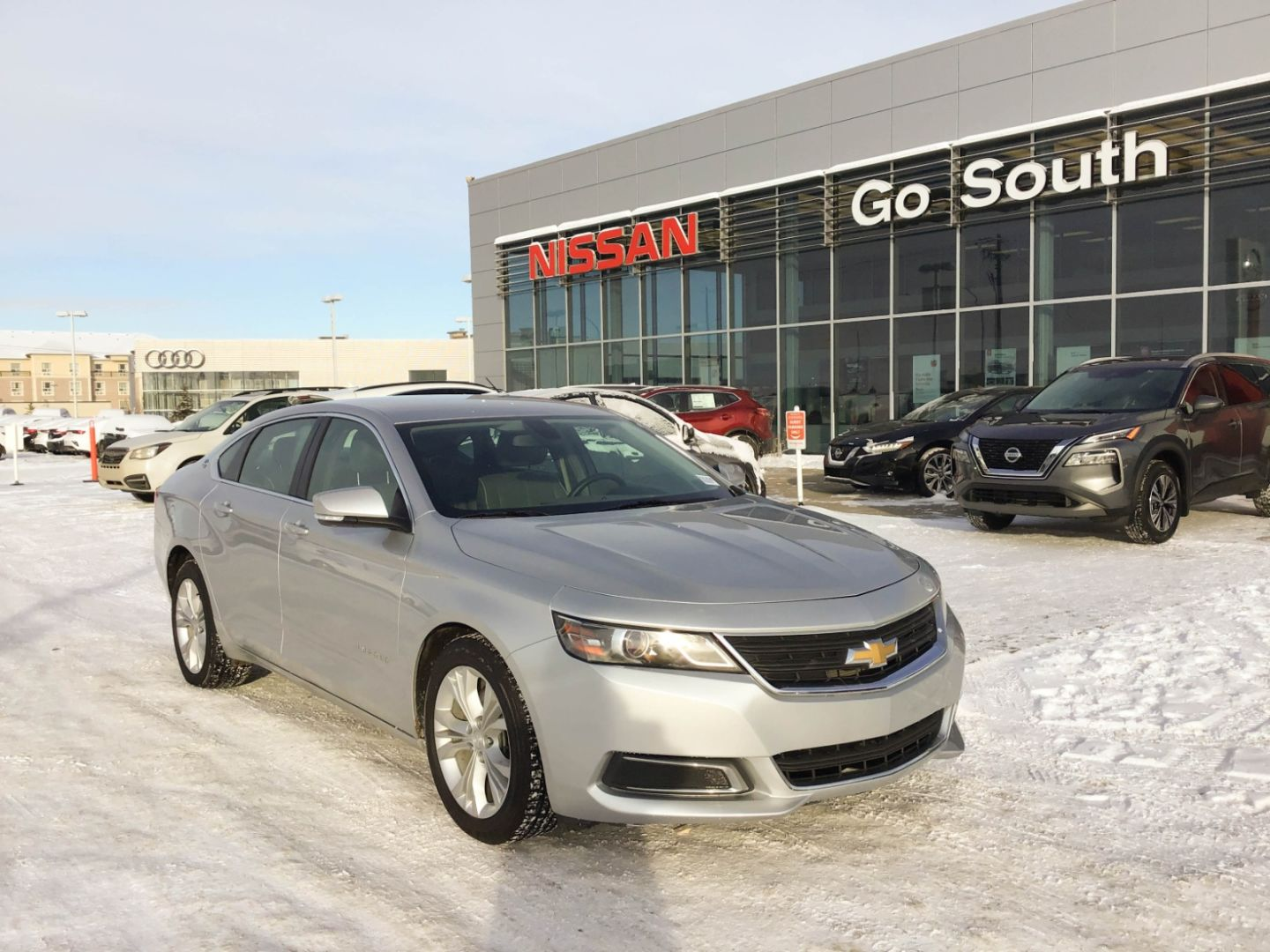 2014 Chevrolet Impala LS for sale in Edmonton, Alberta