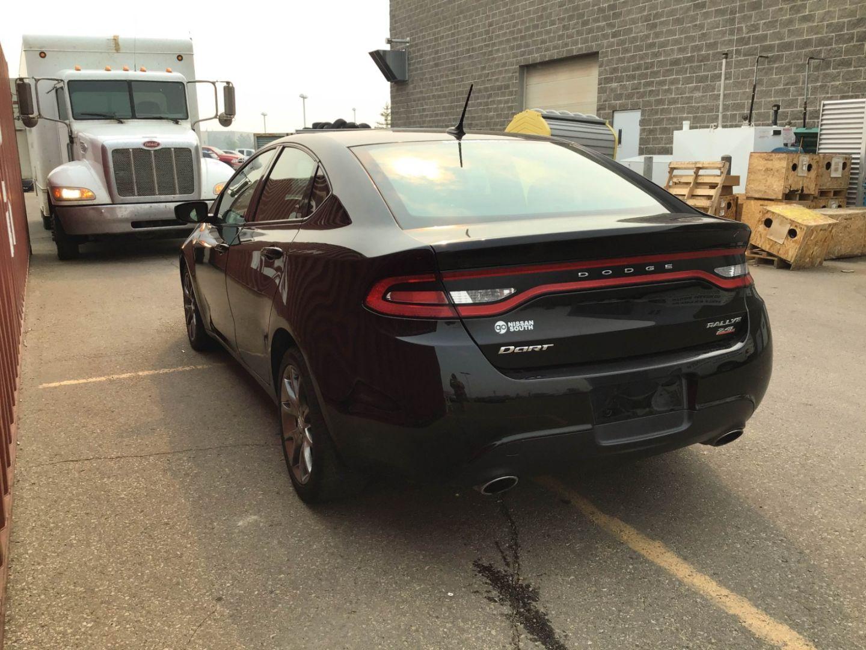 2014 Dodge Dart SXT for sale in Edmonton, Alberta