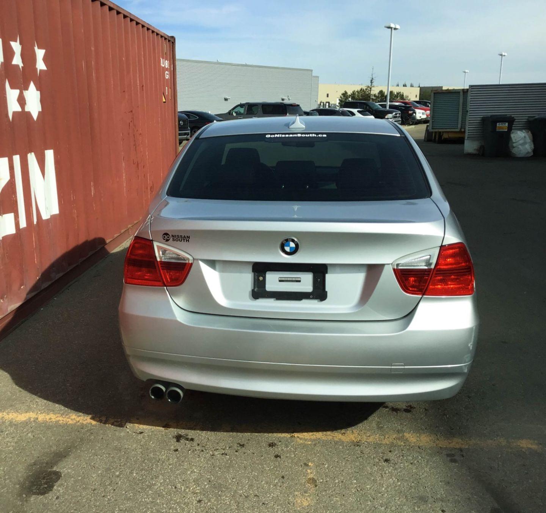 2008 BMW 3 Series 323i for sale in Edmonton, Alberta