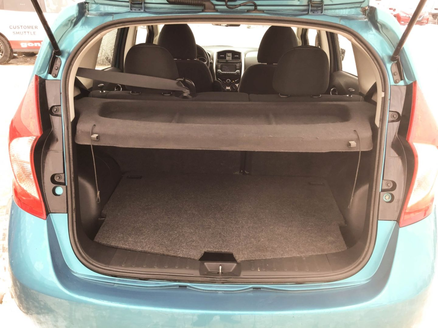 2015 Nissan Versa Note S for sale in Edmonton, Alberta