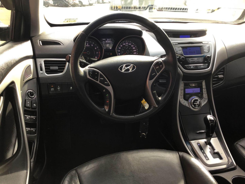 2013 Hyundai Elantra Limited for sale in Edmonton, Alberta