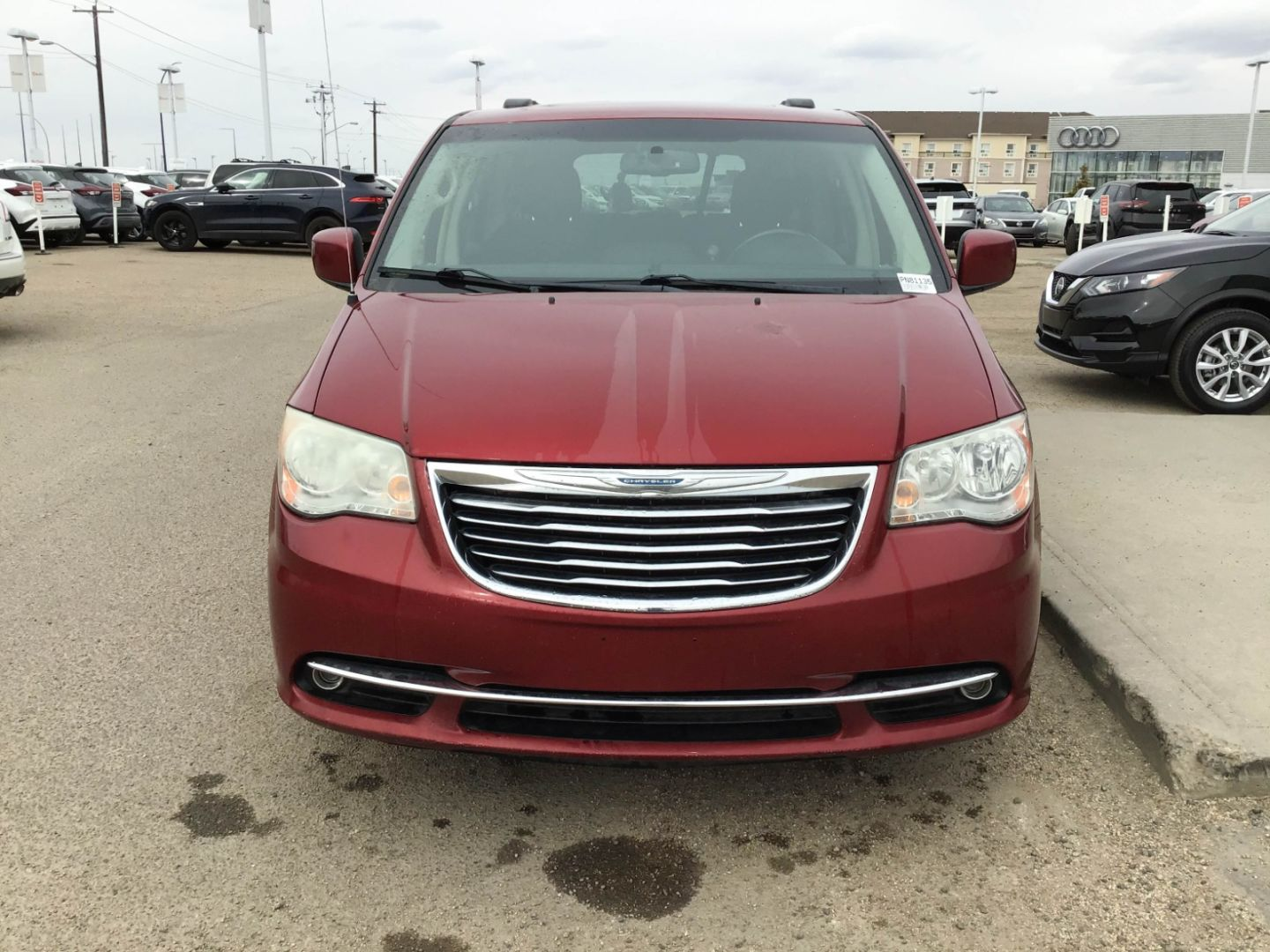2012 Chrysler Town & Country Touring for sale in Edmonton, Alberta
