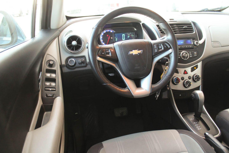 2013 Chevrolet Trax LT for sale in Edmonton, Alberta