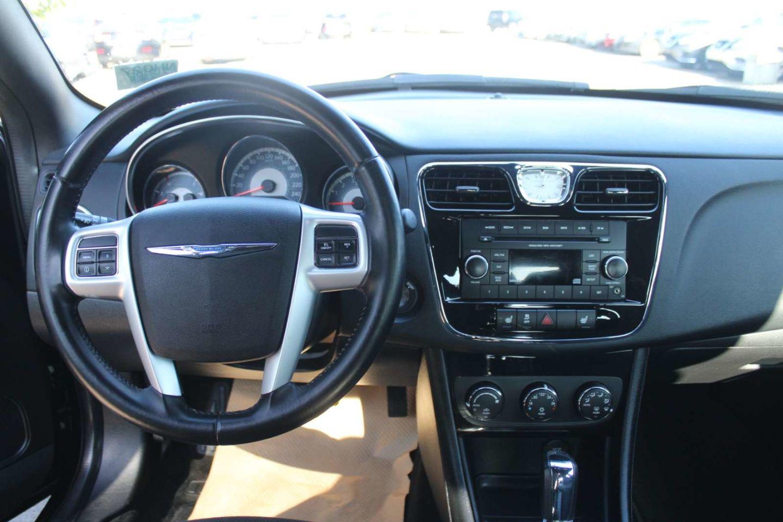 2013 Chrysler 200 Touring for sale in Edmonton, Alberta