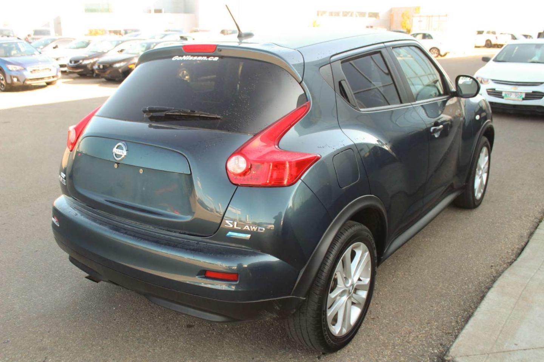 2013 Nissan JUKE SL for sale in Edmonton, Alberta