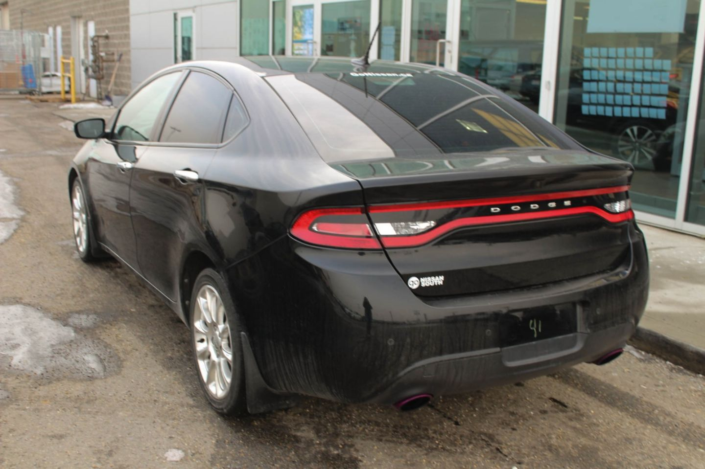 2013 Dodge Dart Limited for sale in Edmonton, Alberta