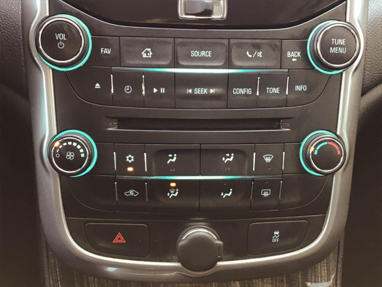 2016 Chevrolet Malibu Limited LT for sale in Edmonton, Alberta