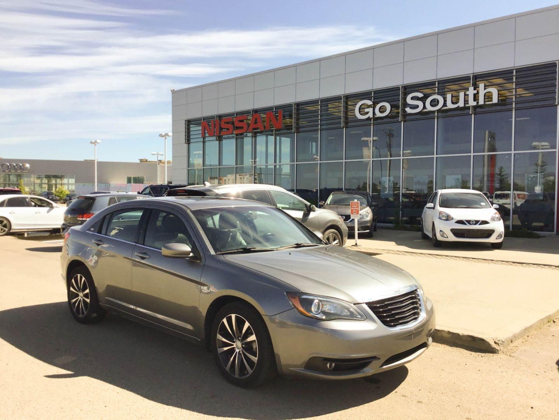 2012 Chrysler 200 S for sale in Edmonton, Alberta