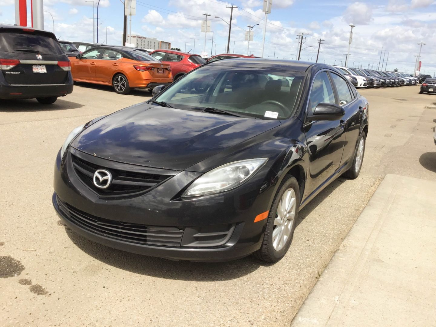 2012 Mazda Mazda6 GS for sale in Edmonton, Alberta