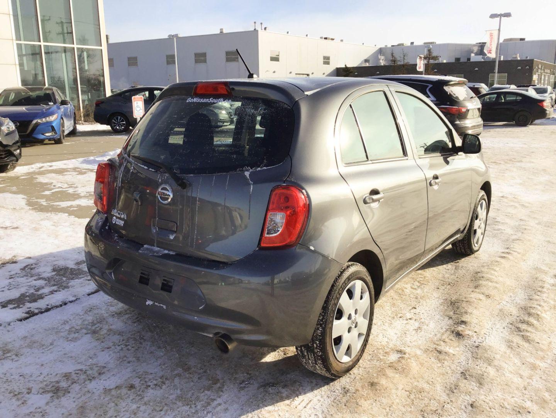 2019 Nissan Micra S for sale in Edmonton, Alberta