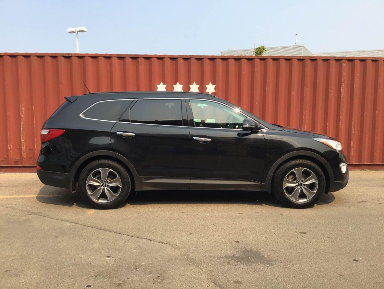 2014 Hyundai Santa Fe XL Luxury for sale in Edmonton, Alberta