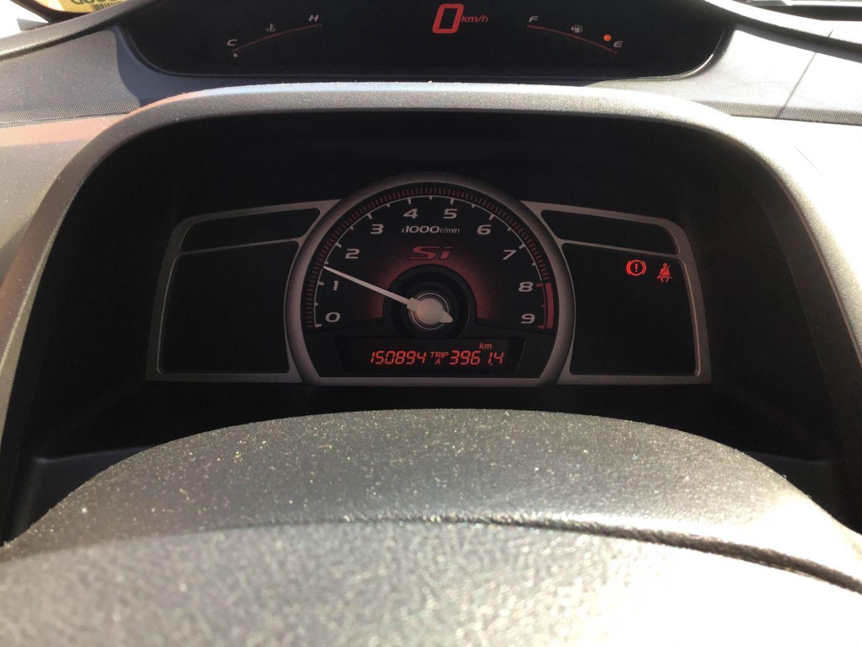 2011 Honda Civic Cpe Si for sale in Edmonton, Alberta