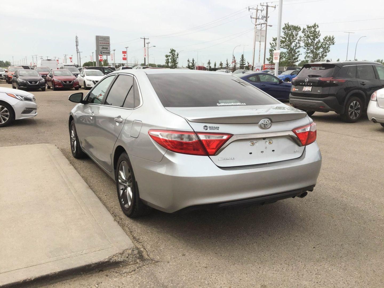 2017 Toyota Camry SE for sale in Edmonton, Alberta