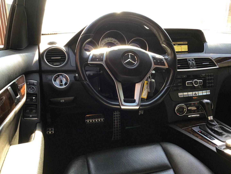 2012 Mercedes-Benz C-Class C 250 for sale in Edmonton, Alberta