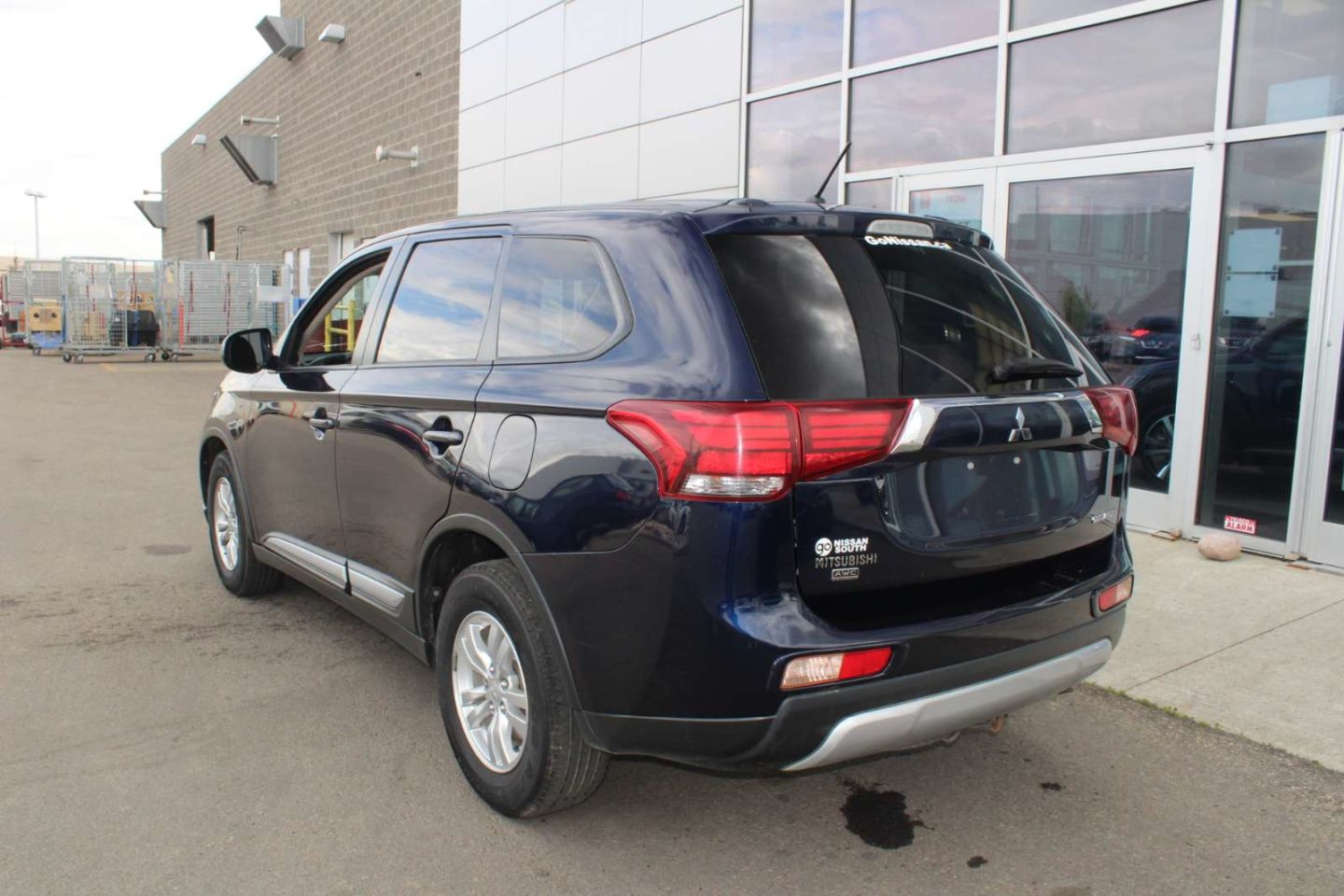 2016 Mitsubishi Outlander ES for sale in Edmonton, Alberta