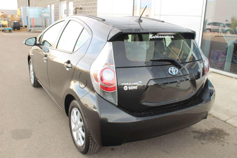 2014 Toyota Prius c Technology for sale in Edmonton, Alberta