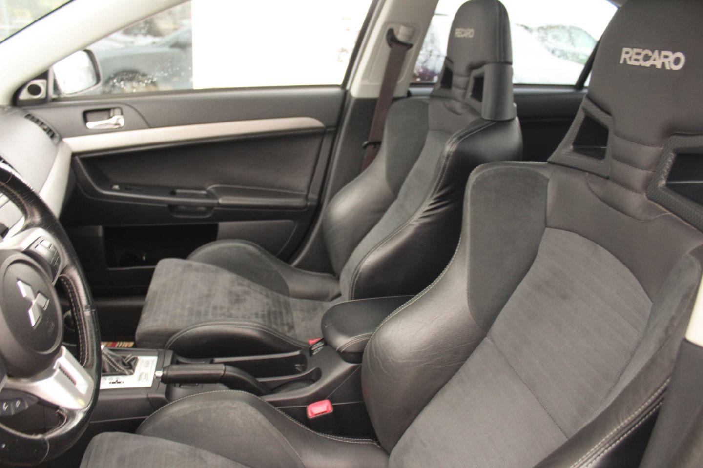 2013 Mitsubishi Lancer Ralliart for sale in Edmonton, Alberta