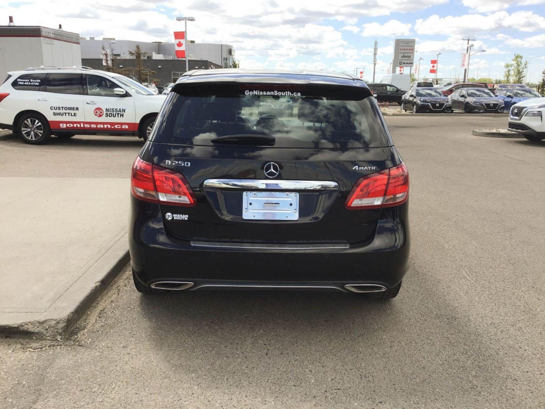 2015 Mercedes-Benz B-Class B 250 Sports Tourer for sale in Edmonton, Alberta