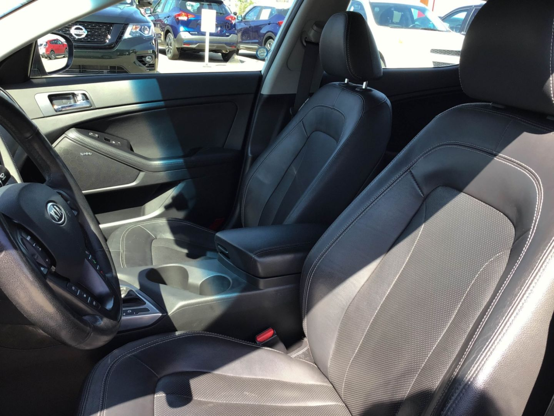 2012 Kia Optima EX+ for sale in Edmonton, Alberta
