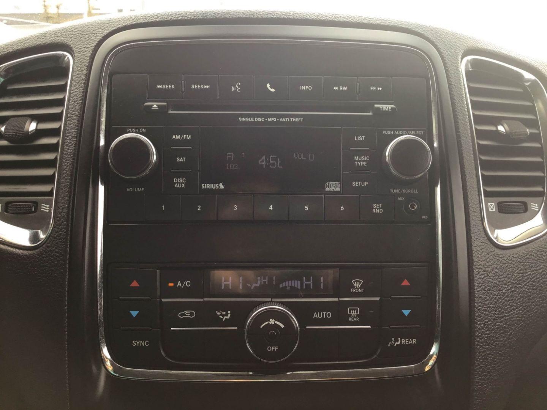 2013 Dodge Durango SXT for sale in Edmonton, Alberta