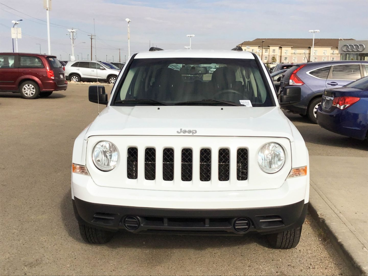 2015 Jeep Patriot Sport for sale in Edmonton, Alberta
