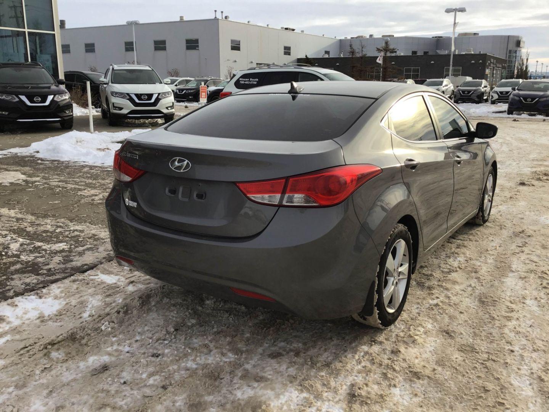 2013 Hyundai Elantra GLS for sale in Edmonton, Alberta