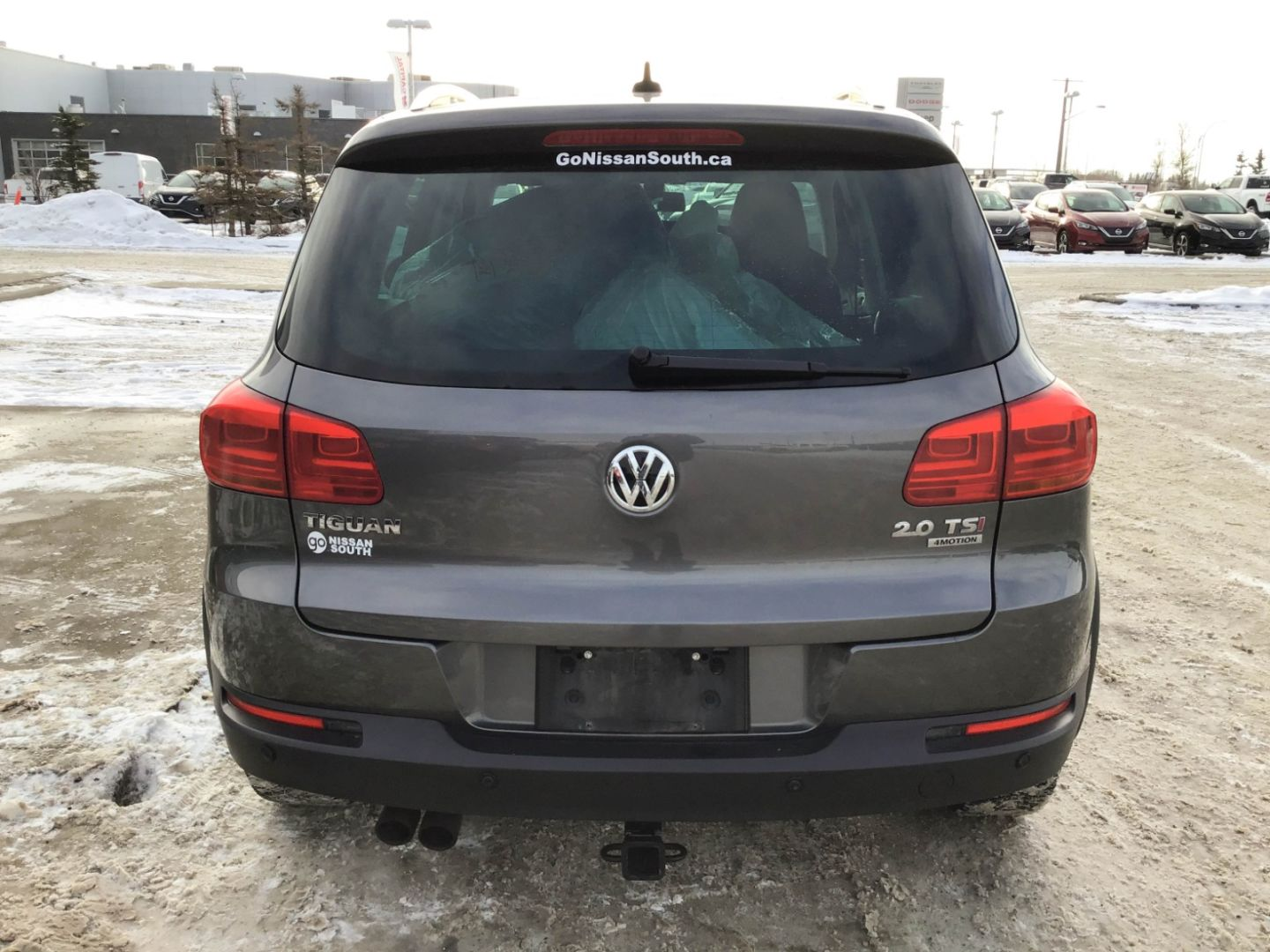 2012 Volkswagen Tiguan Highline for sale in Edmonton, Alberta