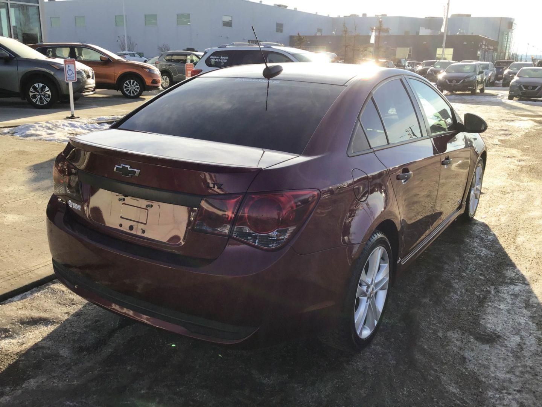 2016 Chevrolet Cruze Limited LTZ for sale in Edmonton, Alberta